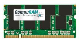 1842QEU 1GB DDR-266 RAM Memory Upgrade for The IBM ThinkPad R50 Series R50e PC2100